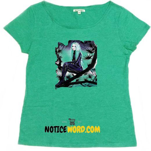 A T-SHIRT AVRIL LAVIGNE T Shirt