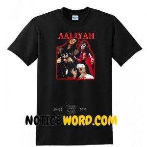 Aaliyah 1979-2001 T Shirt