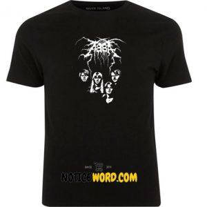 Abba Rock, Death Metal Funny Tee T Shirt