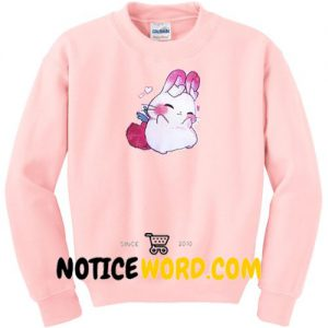 Angel Bunny Light Sweatshirt