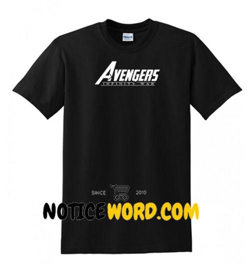Avenger Infinity War T Shirt