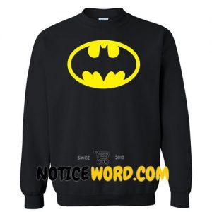 Batman Logo Sweatshirt gift sweatshirt