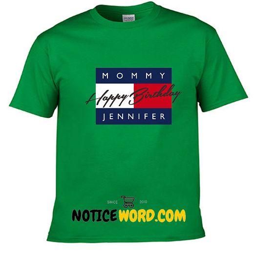 tommy hilfiger t shirt flag logo