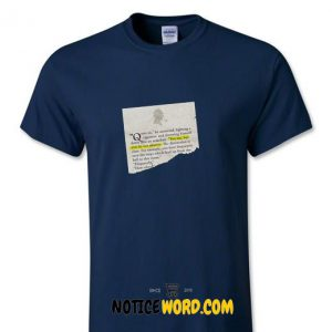You See, but You Do Not Observe Sherlock Holmes Short-Sleeve Unisex T Shirt