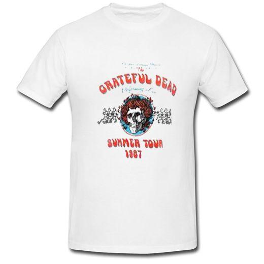 d8136579cc31 grateful dead summer tour 1987 T Shirt