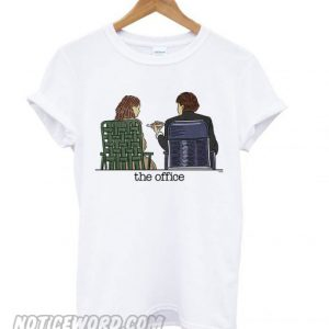 The Office Jim and Pam Roof Date smooth T shirt