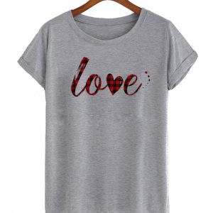 Valentines Day Gift for Her smooth T shirt