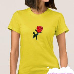 Yellow Rose smooth T-Shirt