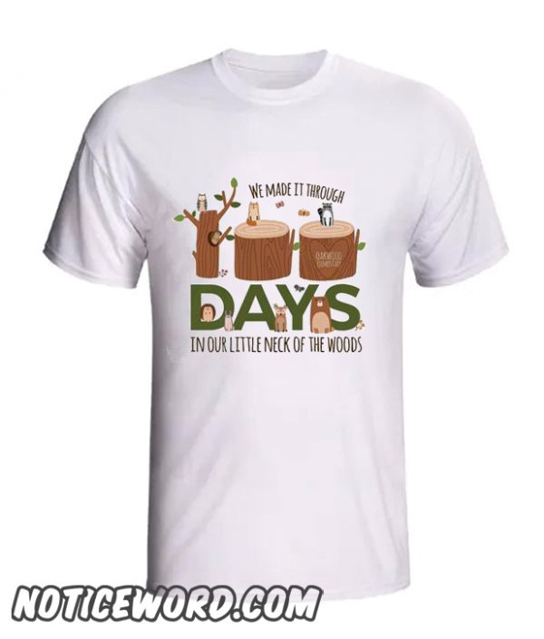100 Days Smarter smooth T-Shirt