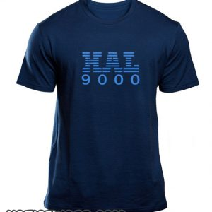 2001 Space Odyssey HAL smooth T Shirt