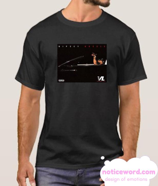 NIPSEY HUSSLE – Victory Lap Men's smooth T shirt