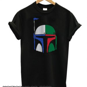 Star Wars Shirt Boba Fett & Jango Fett smooth T Shirt