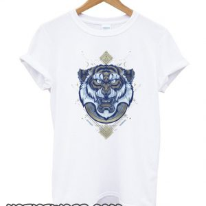 Tiger Geometric smooth T-Shirt