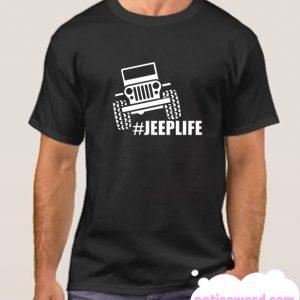 Jeep Life Crawling smooth T Shirt