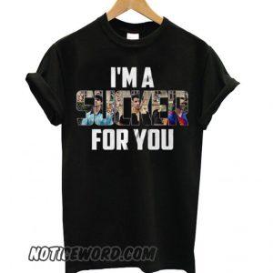 Jonas Brothers Sucker Black smooth T shirt