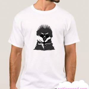 Thrones smooth t SHirt