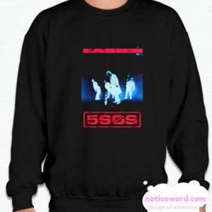 5sos Easier smooth Sweatshirt