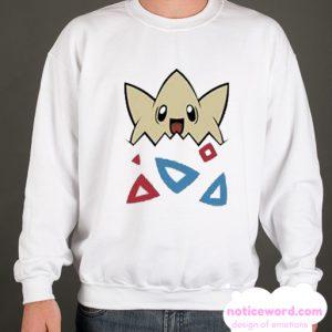 Togepi Pokemon smooth Sweatshirt