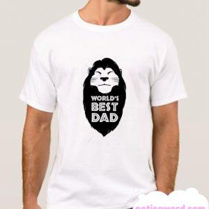 World's Best Dad smooth T Shirt
