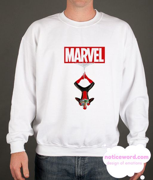 Spider man HANG smooth Sweatshirt