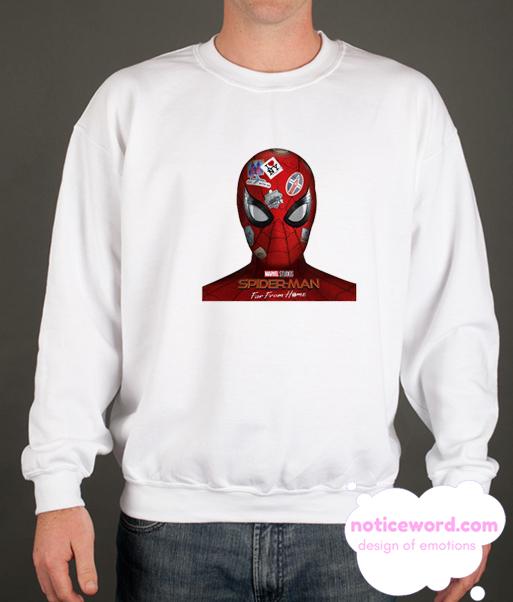 Spider-man far from home smooth Sweatshirt