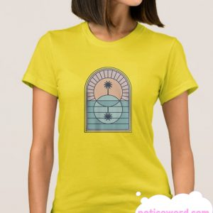 VENN ISLAND smooth T Shirt