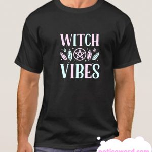 WITCH VIBES RACERBACK smooth T Shirt