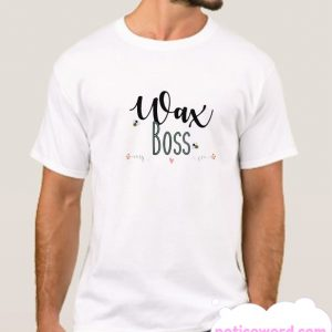 Wax Boss smooth T Shirt