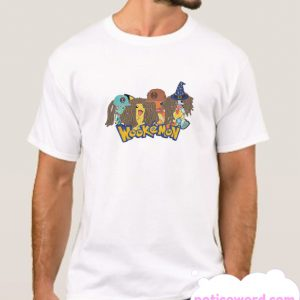 Wookemon smooth T Shirt