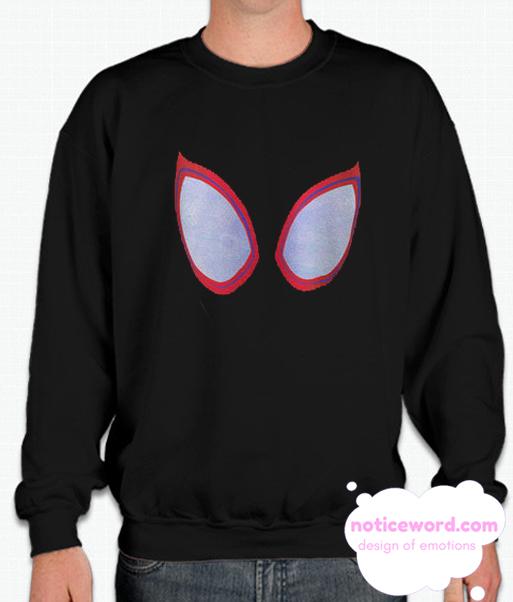 spider man into the spider verse smooth Sweatshirt