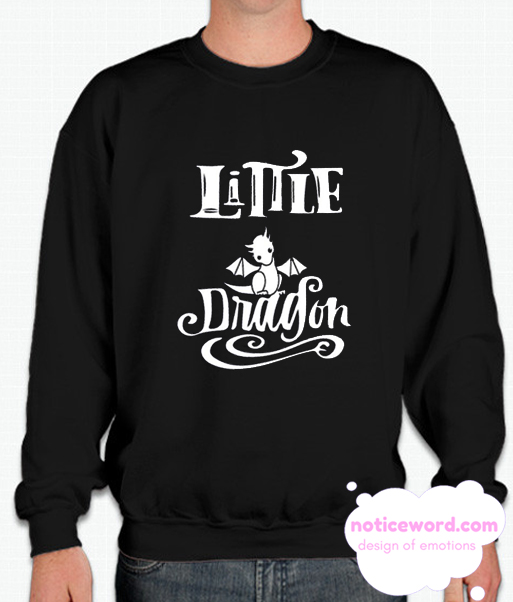 Little Dragon smooth Sweatshirt