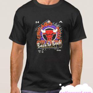 1992 Vintage Chicago Bulls Champions Fanimation Graphic smooth T Shirt