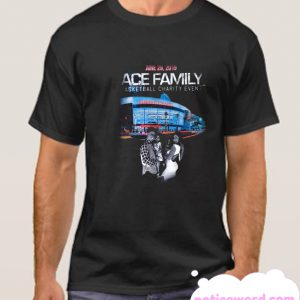 2019 CHARITY BASKETBALL EVENT smooth T Shirt