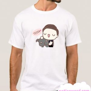 Tom and Tessa smooth T Shirt