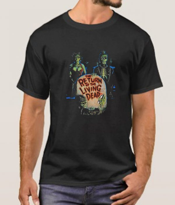 the return of the living dead smooth T Shirt