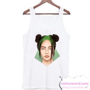 Billie Eilish Casual Tank Top