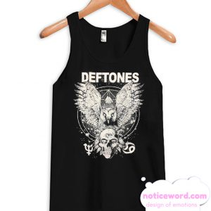 Deftones smooth Tank Top