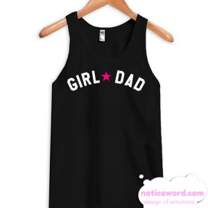 Girl Dad Father's Day Tank Top