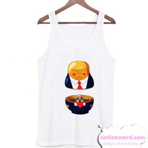 Trump Donald Funny President smooth Tank Top