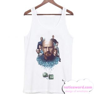 Breaking Bad Cool smooth Tank Top