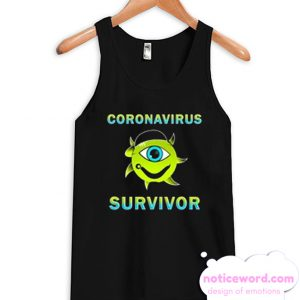Coronavirus Survivor Tank Top