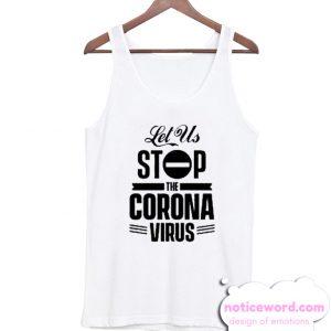 Survivor Corona Virus Tank Top
