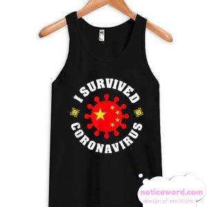 Virus Coronavirus Health smooth Tank Top