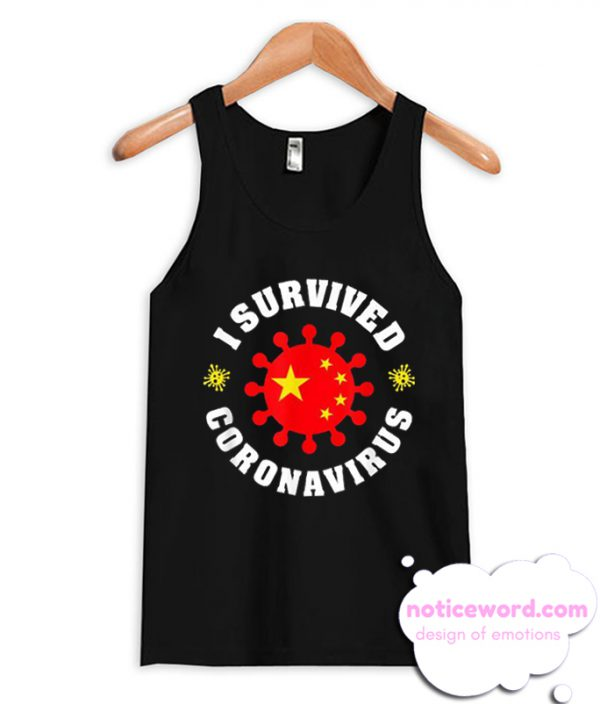 Virus Coronavirus Health smooth Tank Top