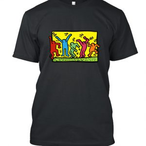 Keith Haring Figures T-Shirt