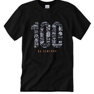 100 Da Century Chicago Bears DH T Shirt