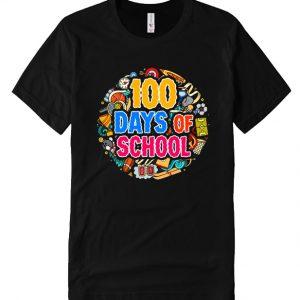 100 Days Of School Last Day Of School DH T Shirt