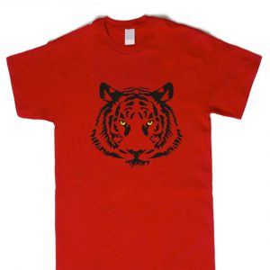 Tiger Red DH T Shirt