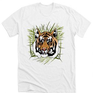 Tiger Smooth DH T Shirt