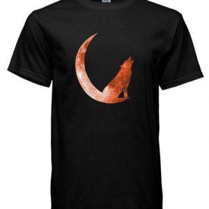 Wolf Blood Moon DH T-Shirt